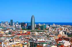 biluthyrning Barcelona